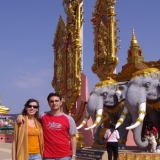 Chiang Rai Tour Package 1 : Chiangrai and Golden  Triangle Day Tour (1 Day)
