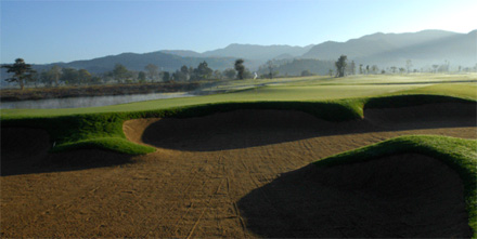 Chiang Mai golf tour organizer and VIP transfer to Chiang Mai highland golf course
