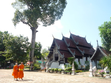 Chiangmai Sightseeing Tours half day 1: Temples in Chiangmai with local experience