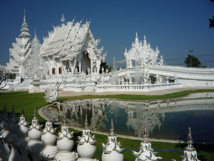Chiang Rai Tour Package 2 : The wonder of the northernmost city in Thailand (2 days 1 night)